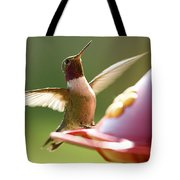 Humming Bird 2 Tote Bag