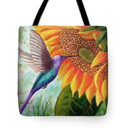 Humming For Nectar Tote Bag