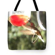 Hummingbird 1 Tote Bag