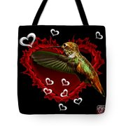 Hummingbird - 2055 F Tote Bag