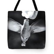 Hummingbird Tote Bag