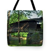 Humpback Covered Bridge 2 Tote Bag
