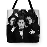 Humphrey Bogart In The Black Legion 1937 Tote Bag