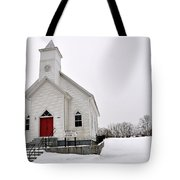 Humphreys Chapel Tote Bag