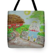 Humpty's House Tote Bag
