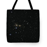 Hundreds Of Galaxies In The Coma Tote Bag