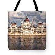 Hungarian Parliament Budapest Tote Bag