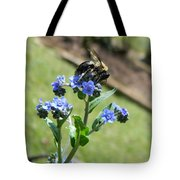 Hungry For Pollen Tote Bag