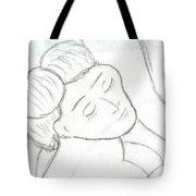 Hungry Girl Tote Bag