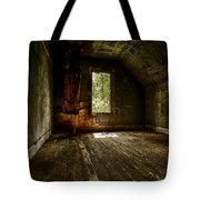 Hunted House In The Daylight Tote Bag