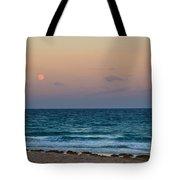 Hunter's Moon Tote Bag by Michelle Wiarda