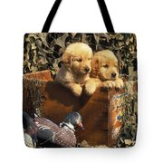 Hunting Buddies - Fs000130 Tote Bag