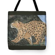 Hunting In The Hills Tote Bag