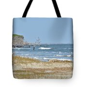 Hunting Island State Park Tote Bag
