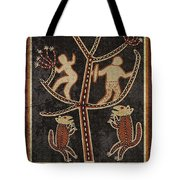 Hunting Trouble Tote Bag