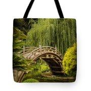 Huntington Japanese Garden No 3 Tote Bag