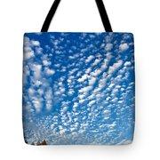 Huron Sky 4 Tote Bag