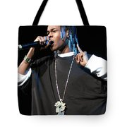 Hurricane Chris Tote Bag