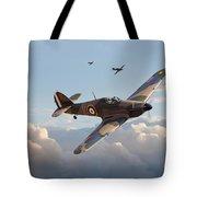 Hurricane - Fighter Sweep Tote Bag