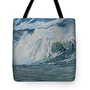 Hurricane Ike Tote Bag
