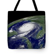 Hurricane Katrina Tote Bag