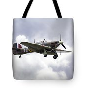 Hurricane Lf363 Tote Bag