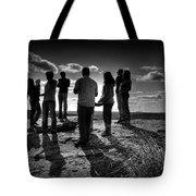 Hurry Sundown Tote Bag