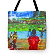Hurry Up There - Ryan Giggs Tribute Tote Bag