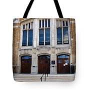Hutchinson Central Technical High School Tote Bag