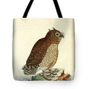 Hutum Owl  Tote Bag