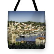 Hvar Overlook Tote Bag