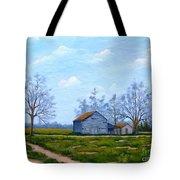 Hwy 302 Farm Tote Bag