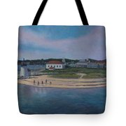 Brant Point Beach, Nantucket, Ma Tote Bag