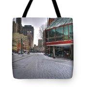 Hyatt Regency Buffalo V2 Tote Bag