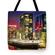 Hyatt Regency Dusseldorf Tote Bag