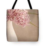 Hyazinth In A Vase Tote Bag
