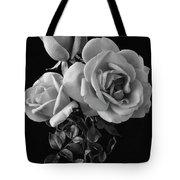 Hybrid Tea California Roses Tote Bag