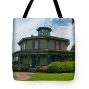 Hyde - Octagon - House 17739c Tote Bag
