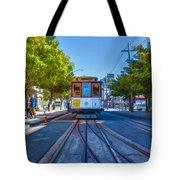 Hyde Street Trolley Tote Bag