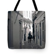 Hydra Backstreet Tote Bag