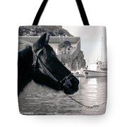Hydra Horse Tote Bag