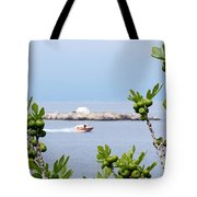 Hydra Island During Springtime Tote Bag