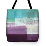 Hydrangea- Abstract Painting Tote Bag