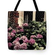Hydrangea Blossoms Tote Bag
