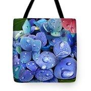 Hydrangea Drift  Tote Bag
