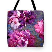 Hydrangea Mix Tote Bag