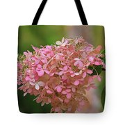 Hydrangea Valentine Tote Bag