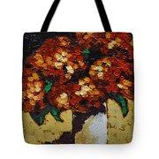Hydrangeas II Tote Bag by Vickie Warner