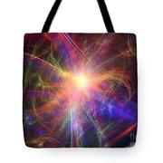 Hypervelocity Star Tote Bag