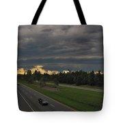 I-85 Shelf Cloud Tote Bag